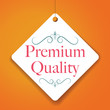 Premium Quality - Vector Paper tag / sticker