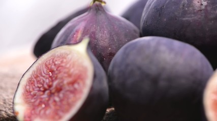 Fresh Figs (loopable HD Video)