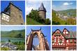 impressionen BACHARACH am Mittelrhein