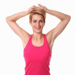 Dehnung der Brustmuskulatur 2
