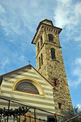 Rapallo, Liguria, Chiesa di Santo Stefano