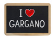 I love Gargano