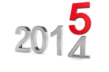 Jahreswechse 2014 - 2015