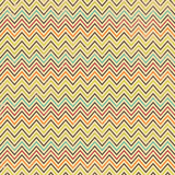 Seamless Geometric Zigzag Background