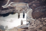 Ariel View of Hoover Damn