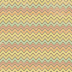 Seamless Geometric Zigzag Background