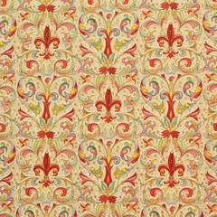 classic ornamental wrapping paper