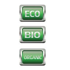 organic web button