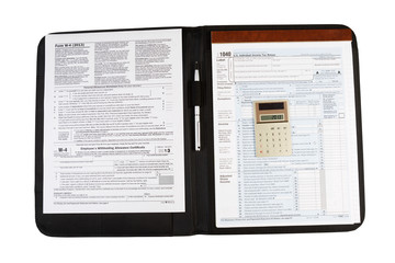 Tax Items is Business Folder