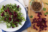 Beetroot Watercress Salad