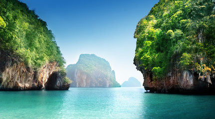 .fabled landscape of Thailand