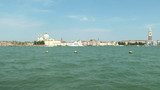 Sea view of Piazza San Marco