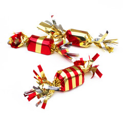 Papillotes - Bonbons de Noël