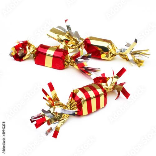 Papillotes - Bonbons de Noël - 59942278