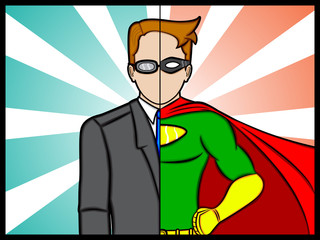 Alter Ego Super Hero