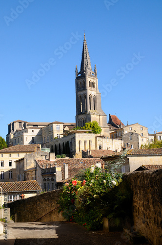 Church in Saint-Emilion