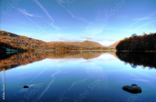 Reflections in Grasmere