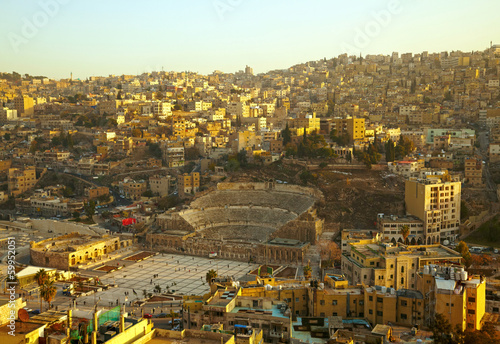 Amman - capital of Jordan
