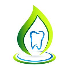 Zahnpflege - Logo