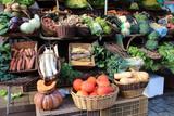 Marché aux légumes