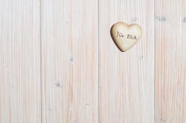 Holz Herz Für Dich