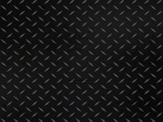 metallic diamond plate  background