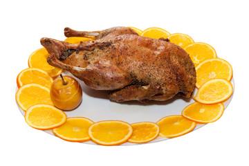 Gebratene Ente; Beschneidungspfad