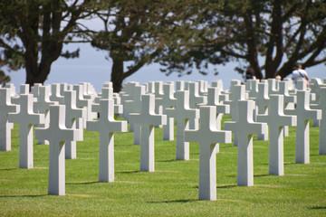 Frankreich - 016 - Soldatenfriedhof