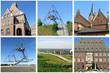 canvas print picture - Impressionen von BOTTROP ( Ruhrgebiet )