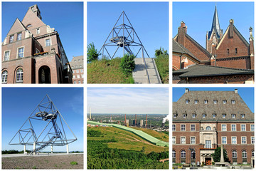 Impressionen von BOTTROP ( Ruhrgebiet )