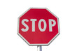 Traffic sign for stop