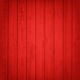 Old red wooden background