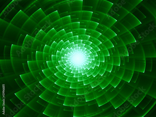 Background Vortex