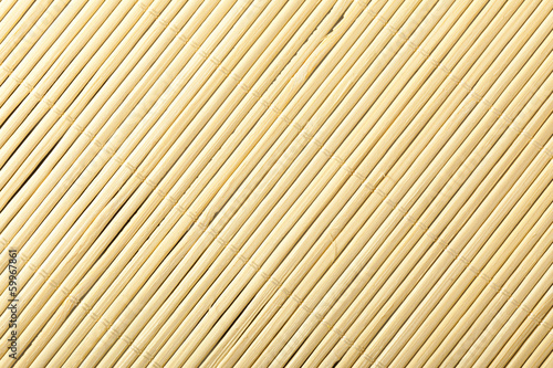 Bamboo mat surface pattern diagonal background texture