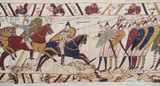 Bayeux tapestry - Norman invasion of England