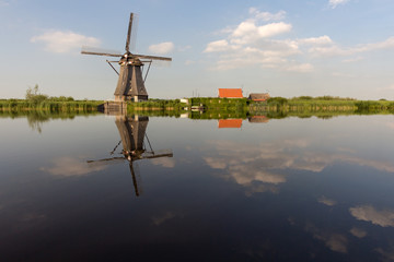Kinderdijk Windmills - Netherlands
