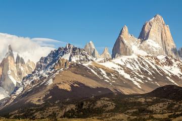 Mont Fitz Roy - Argentina