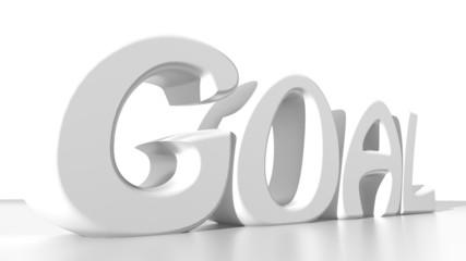 White Goal
