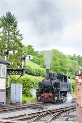 Welshpool and Llanfair Light Railway, Wales