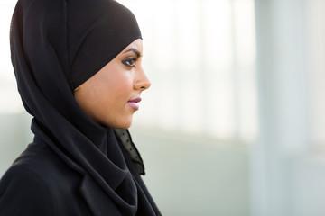 young arabian businesswoman