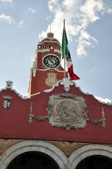 Casa Consistorial de Merida (Mexico)