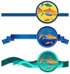 fish ribbons