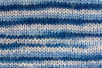 background knitted mohair