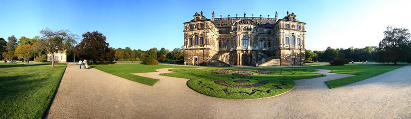 Palais Großen Garten Dresden