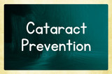 cataract prevention