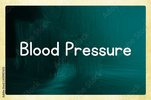 blood presure concept