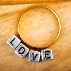 love and golden ring