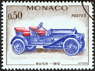 Buick car of 1910 (Monaco 1961)