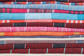 Colorful Textile
