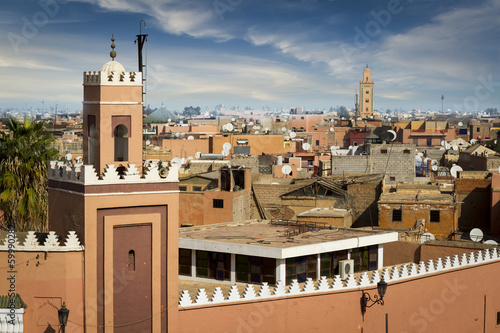 Medina of Marrakesh